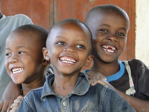 Lachendekinderen